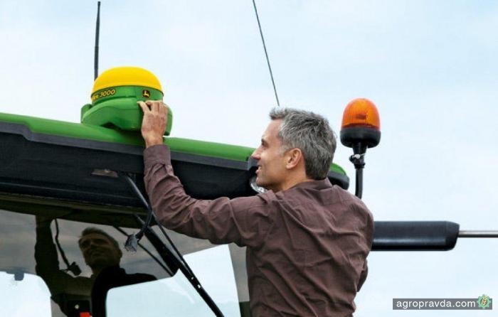 John Deere защитит GPS-системы от краж