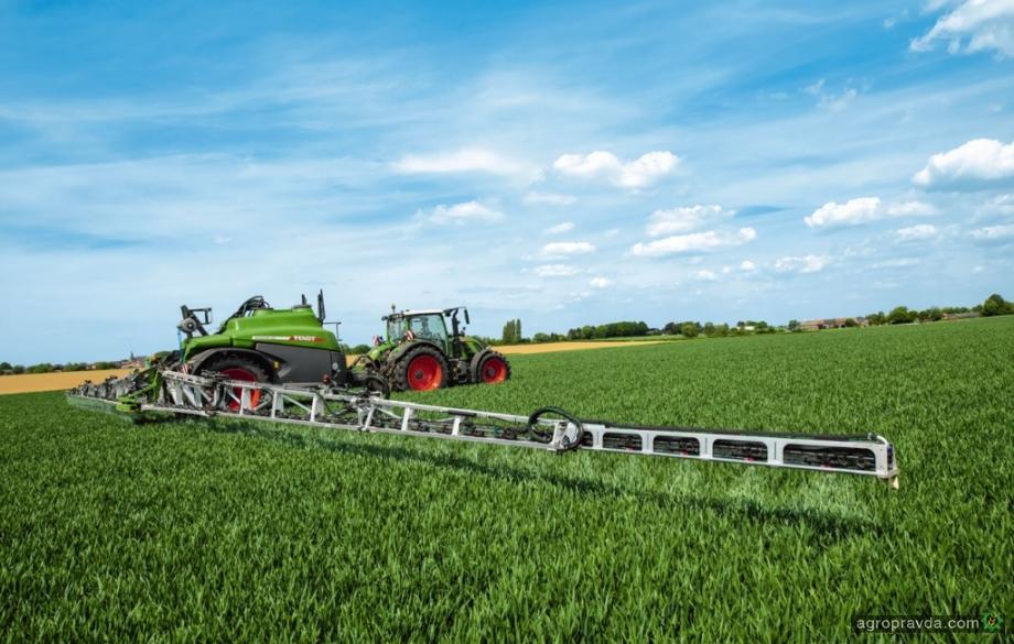 Технология TIM для тракторов Fendt получила премию AE50 Award