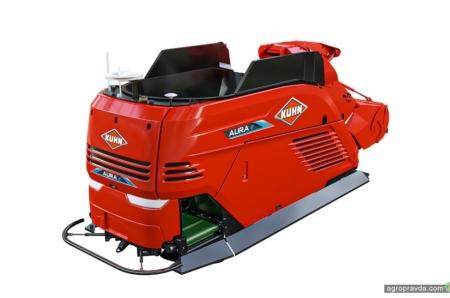 Kuhn представил своего первого аграрного робота