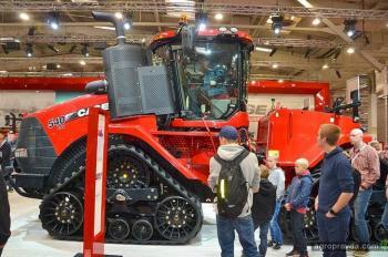 Состоялась премьера самого мощного трактора с бесступенчатой трансмиссией