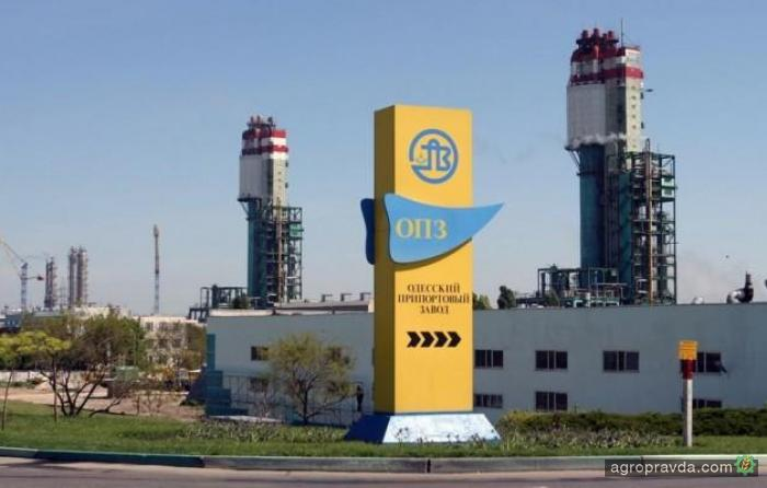 Одесский припортовой завод готовит обращение в Кабмин