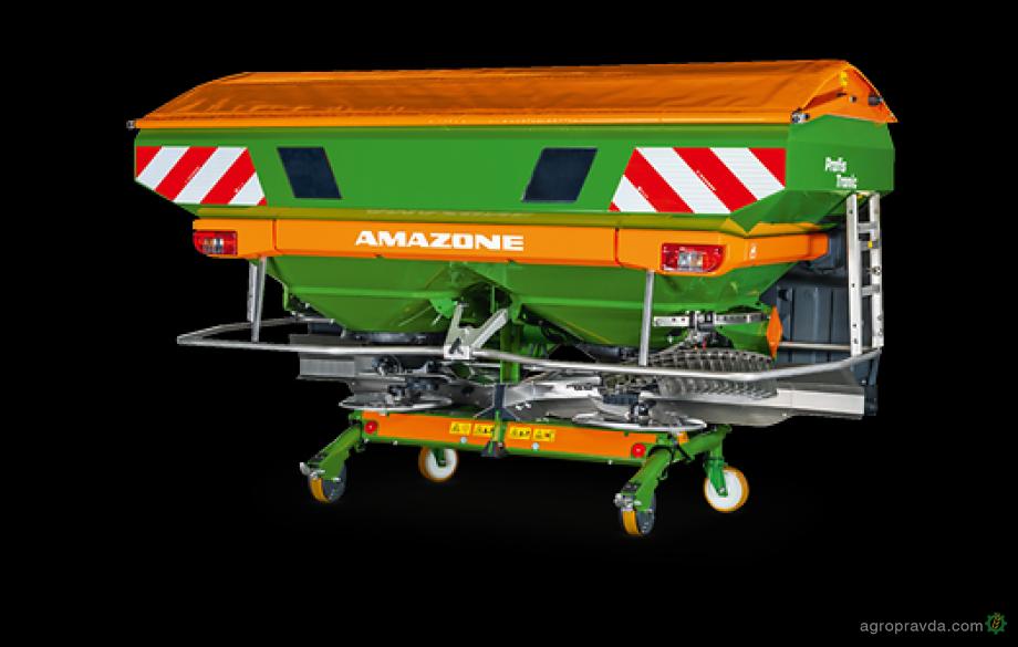 Amazone рассказал о разбрасывателе «под МТЗ»