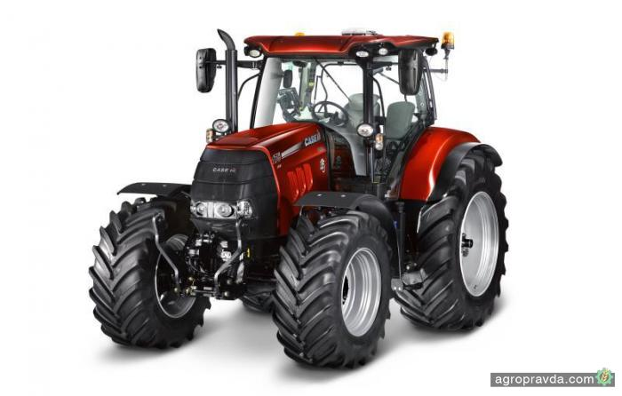 Case IH выпустил эксклюзивную серию тракторов Puma