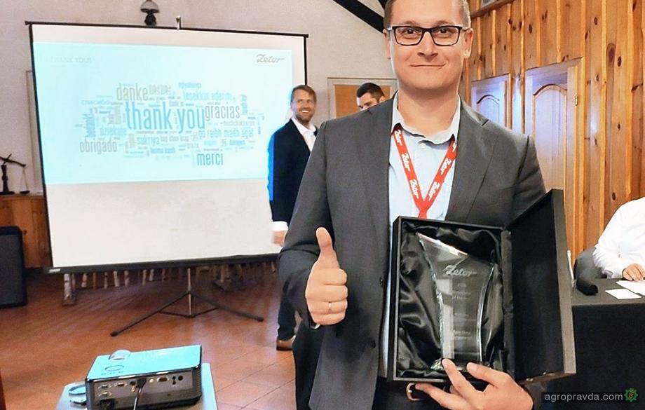 Украинская компания получила новую награду от европейских производителей