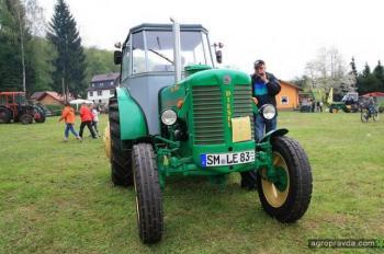 Zetor возрождает еще один легендарный трактор