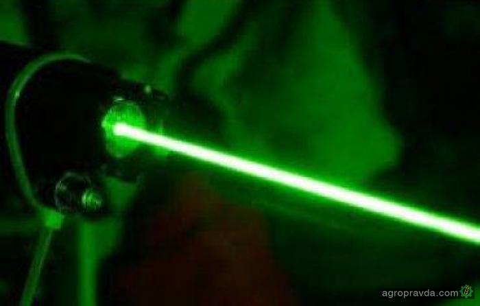 Изобретена технология уничтожения сорняков лазером