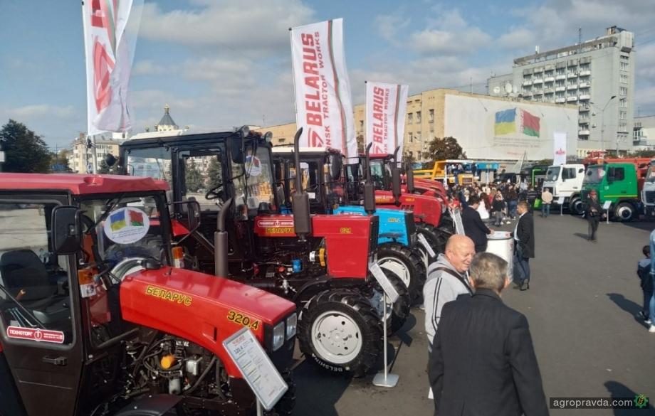 МТЗ поставит в Украину 5 тыс. тракторов в 2020 г.