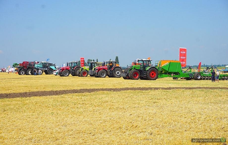Производители сельхозтехники отмечают рекордный рост продаж