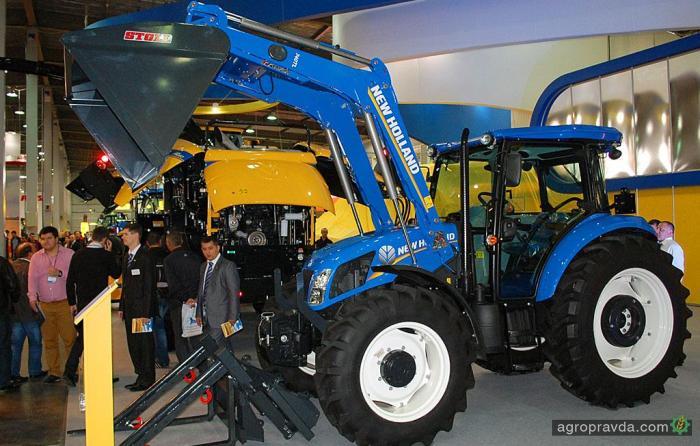 John Deere выводит на рынок конкурента МТЗ