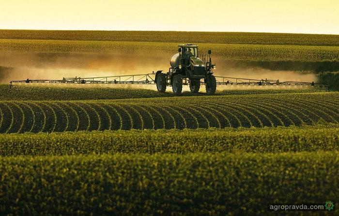 Регистрация пестицидов и агрохимикатов еще не восстановлена