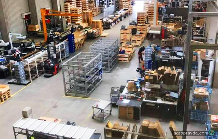 Horsch пригласили построить завод в Закарпатье