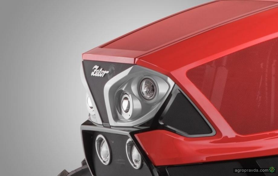 Обзор трактора Zetor с дизайном от Pininfarina. Видео