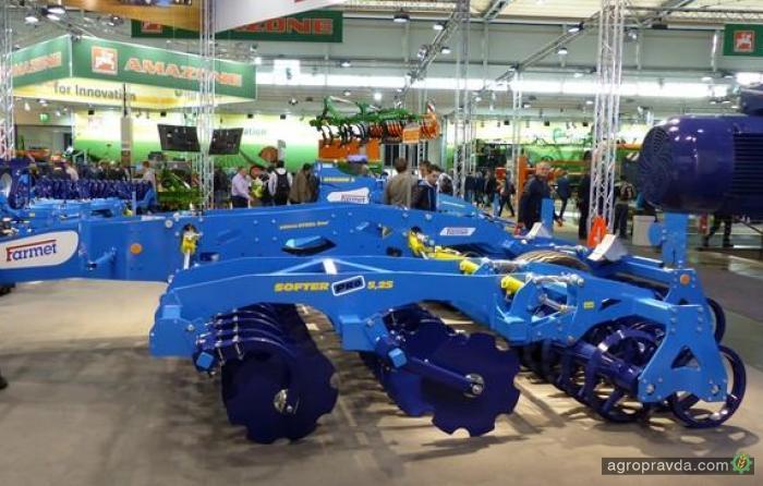 Farmet расширил линейку культиваторов до 5,25 м