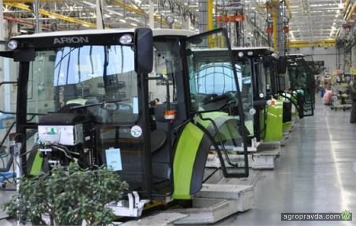 Claas и Deutz-Fahr начинают совместное производство тракторов