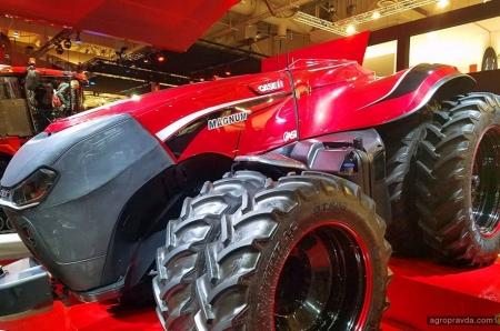 На Agritechnica-2019 показали тракторы будущего