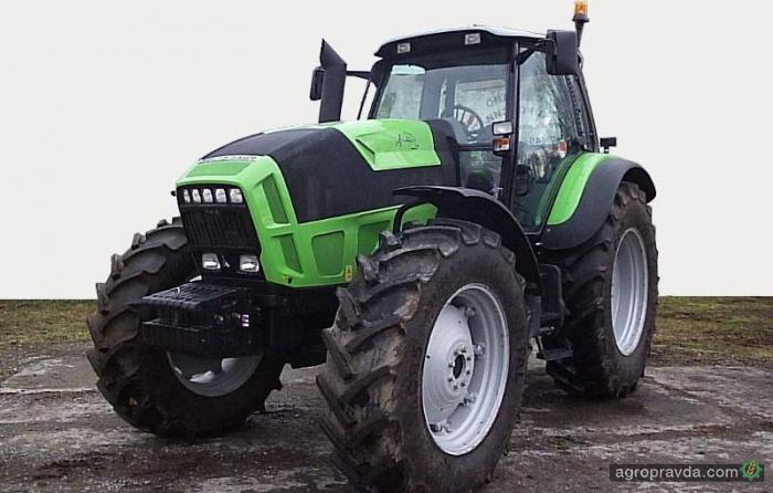 Представлен новый Deutz-Fahr Agrotron L 720