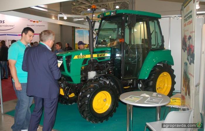 Бобруйские тракторы покорили Москву