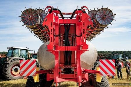 Как в условиях Украины создавать современную сельхозтехнику