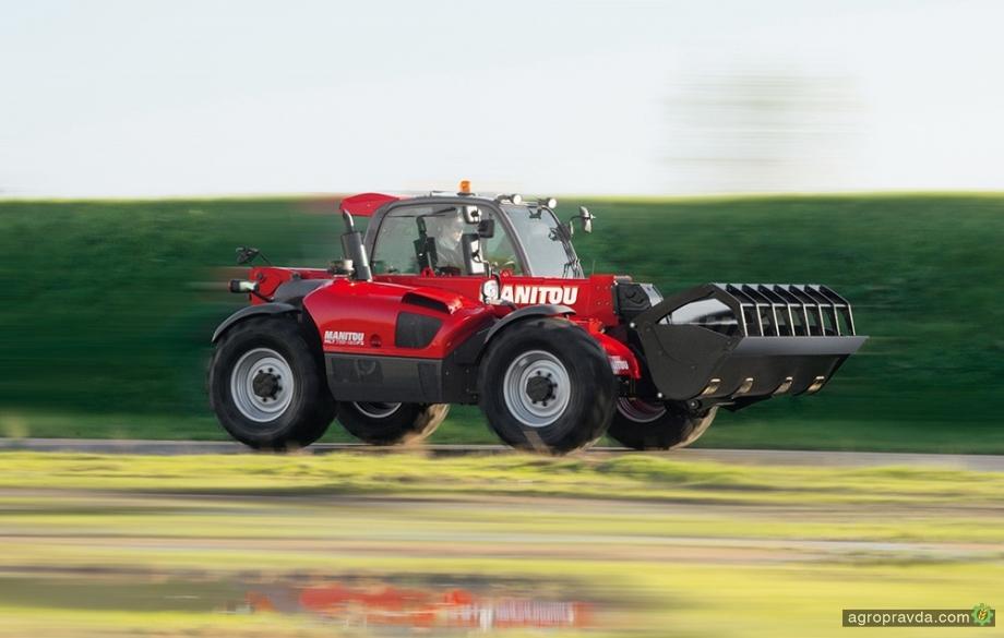 Manitou Group поставил рекорд полугодового роста