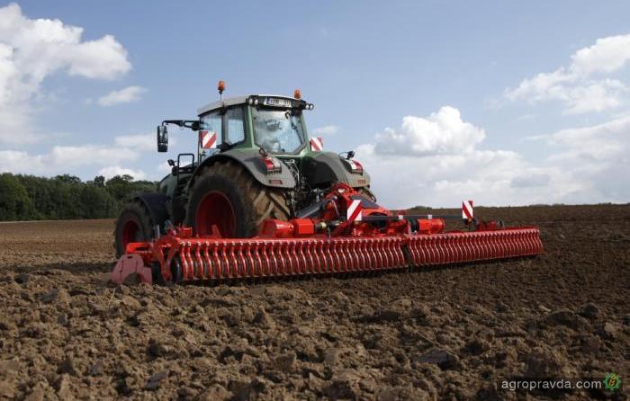 Kuhn представил культиватор для тракторов 500 л.с.