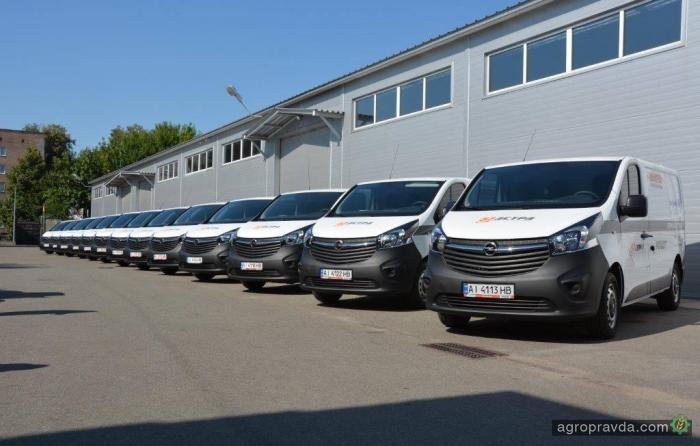 Крупный отечественный дилер сельхозтехники закупил партию Opel Vivaro