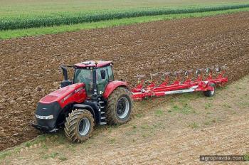 Case IH обновил трактор Magnum CVX