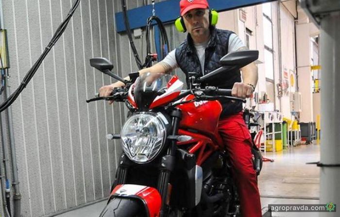 Началось производство самого мощного Ducati