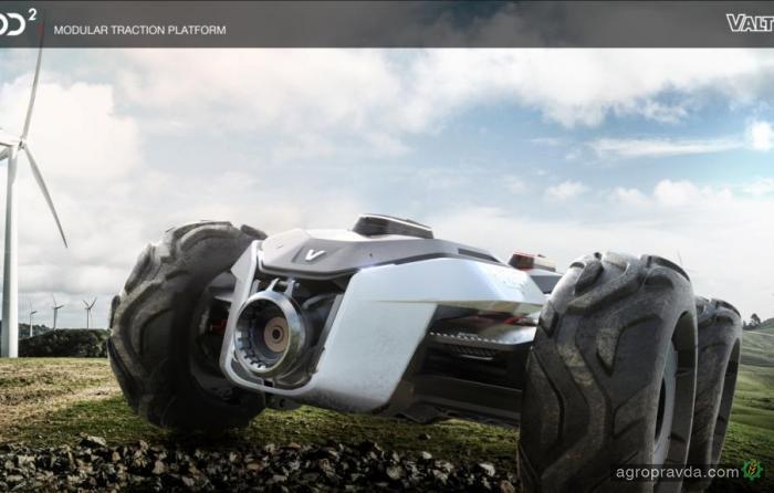Valtra объявила победителей конкурса Design Challenge