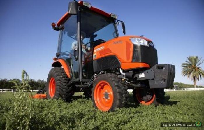 Kubota представляет новые тракторы серии B50