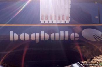 В Харьковской области испытали разбрасыватели Bogballe. Фото