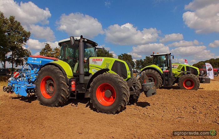 Claas предлагает выгодные программы покупки сельхозтехники