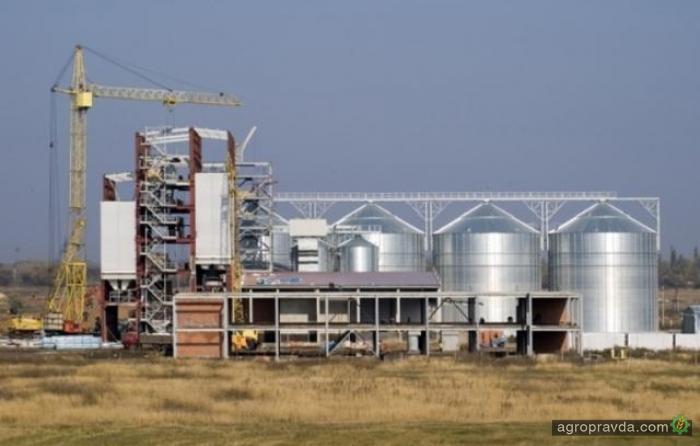 В строительство объектов АПК вложили 12 млрд. грн.