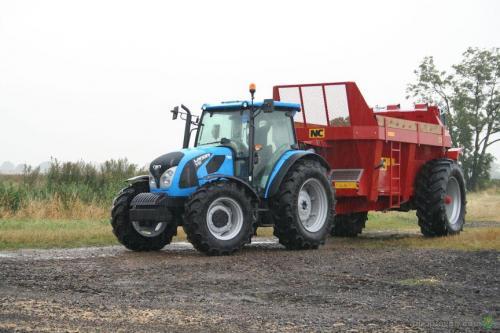 Landini запускает обновленную серию тракторов 5-H