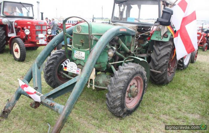 Как правильно купить б-у трактор?