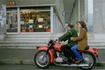 Мотоциклы Адриано Челентано