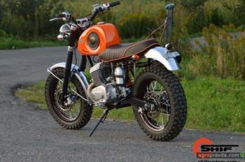 10 невероятных кастомов из старых советских мотоциклов