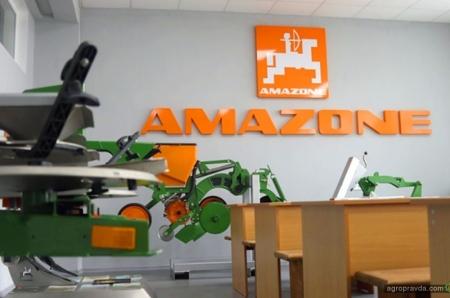 «Амазоне-Украина» открыла лабораторию точного земледелия в НУБиП