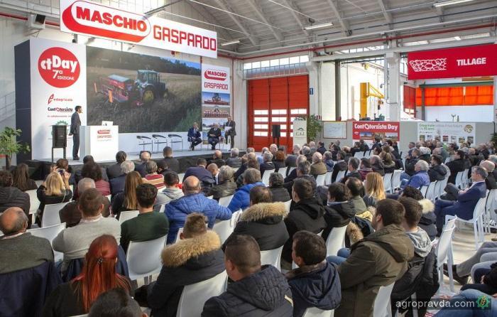 Maschio Gaspardo фиксирует рост продаж в Европе