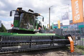 В Черкассах открылся крупный дилерский центр сельхозтехники