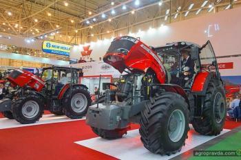 Состоялась всеукраинская премьера тракторов Massey Ferguson серии S