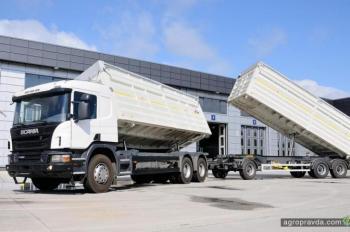 Какую технику Scania представит украинским аграриям