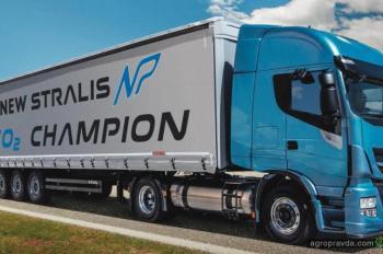 IVECO Stralis NP получил титул «Грузового автомобиля 2017 года»