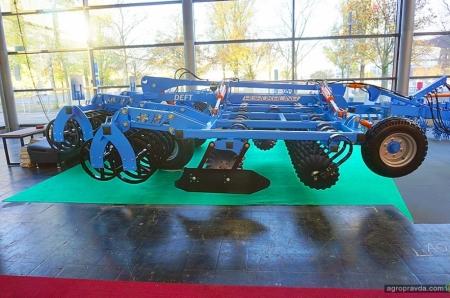 Самая интересная техника для обработки почвы на Agritechnica-2019