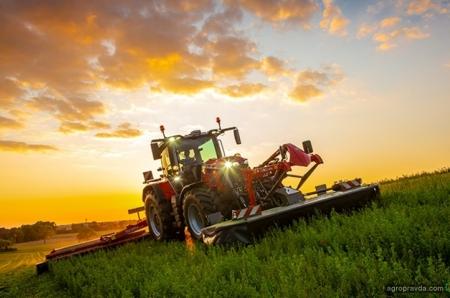 Massey Ferguson представил новую серию тракторов 8S