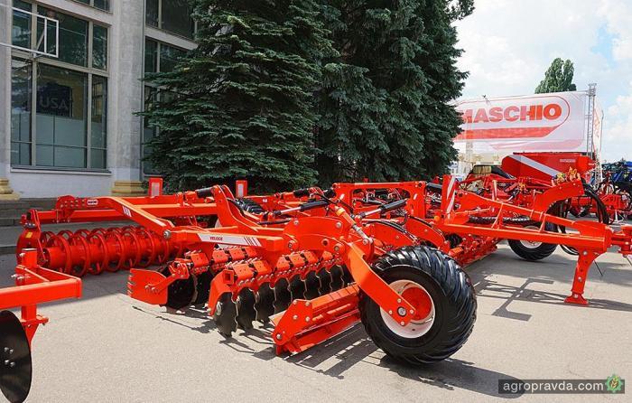 Maschio Gaspardo представил в Украине новинку Agritechnica