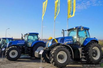 В Ровенской области открылся новый дилер New Holland