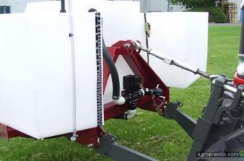 Новое устройство фронтального распыления от Team Sprayers