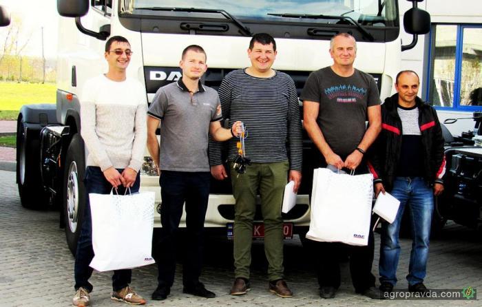 DAF наращивает поставки аграрных грузовиков