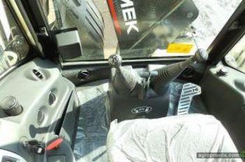 Тест-драйв экскаватора-погрузчика Hidromek 102B