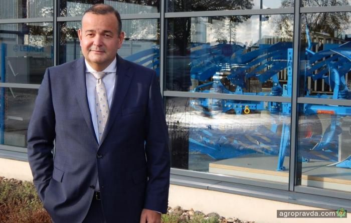 Lemken готовится к эре автономных тракторов
